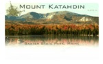 Mt. Katahdin