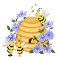 Honey Bee Dance from Spice Tree Gift Shop