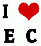 I Love E  C