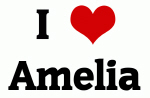 I Love Amelia