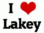 I Love Lakey