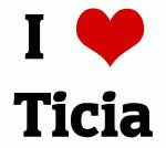 I Love Ticia
