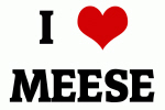 I Love MEESE