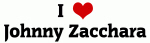 I Love Johnny Zacchara