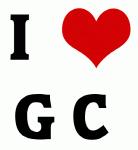 I Love G C