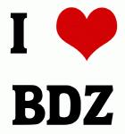 I Love BDZ