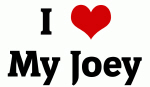 I Love My Joey