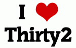 I Love Thirty2