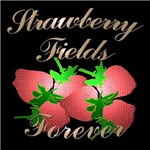 To LOVE in BFTs original Strawberry Fields Design-Fab 4 Forever
