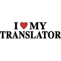 Translator T-shirt, Translator T-shirts