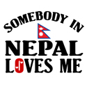 Somebody In Nepal