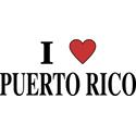 I Love Puerto Rico Gifts