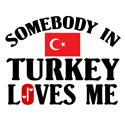 Somebody In Turkey