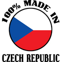 100% Made In Czech Republic T-shirt