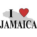 I Love Jamaica Gifts