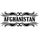 Tribal Afghanistan T-shirt
