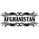 Tribal Afghanistan T-shirt