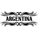 Tribal Argentina T-shirt