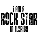 Rock Star In Florida T-shirt