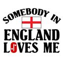 Somebody In England T-shirts