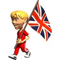 3D England T-shirt