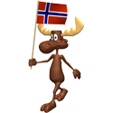 3D Norway T-shirts