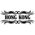 Tribal Hong Kong T-shirt