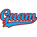 Retro Guam T-shirt