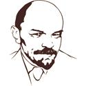 Hand Sketched Lenin