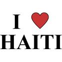 I Love Haiti T-shirts