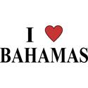 I Love Bahamas T-shirt