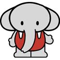 Cute Elephant Tshirt
