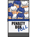 Hockey Penalty Box Full