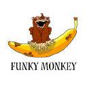 funky monkey tshirt & gift