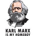 Karl Marx Is My Homeboy