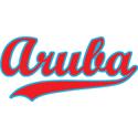 Retro Aruba T-shirt