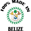 100% Made In Belize