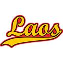 Retro Laos