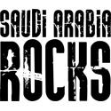 Saudi Arabia Rocks
