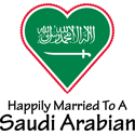 Happily Married Saudi Arabian