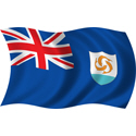 Wavy Anguilla Flag