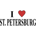 I Love St. Petersburg