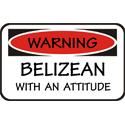 Attitude Belizean