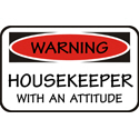 Housekeeper T-shirt, Housekeeper T-shirts