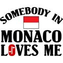 Somebody In Monaco