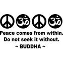 Buddha Peace Quote