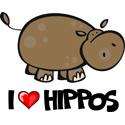 I Love Hippo