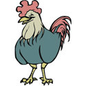 Rooster T-shirt, Rooster T-shirts, Rooster Gifts