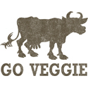 Vintage Go Veggie