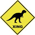 Dinosaur Crossing